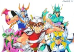 Saint Seiya Bronze Saints