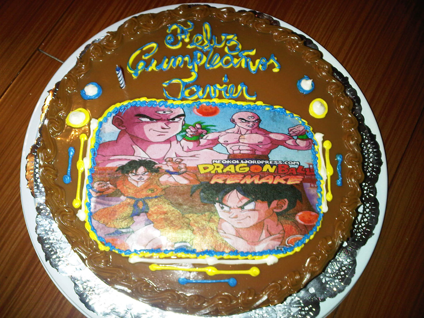 torta de dragon ball z d ya que todos alguna vez han visto dragon ball ...