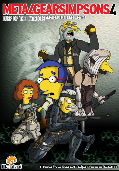 Metal-Gear-Simpsons