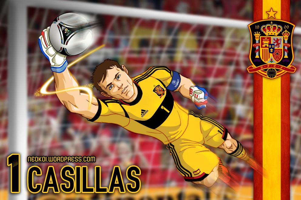 Iker Casillas Para Colorear Imagui