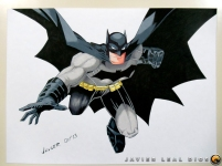 Batman-Traditional-Art