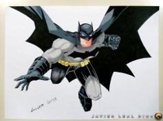 Batman-Traditional-Art
