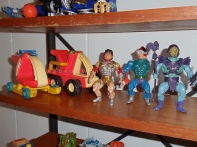 Mis primeros juguetes de bebé, Figura Bootleg MOTU, Figuras MOTU 80's