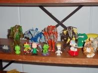 Figuras Kinder Sorpresa, Transformers