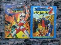 Álbum Caballeros del Zodiaco 1 y 2