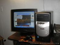 Mi computadora en aquellos años