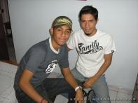 Edgar y Villa