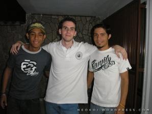 Edgar, Yo, Carlos Villanueva