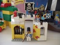 Prisión de Lego