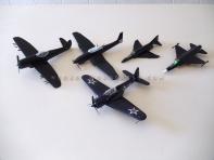 Aviones que pertenecieron a mis Hermanos