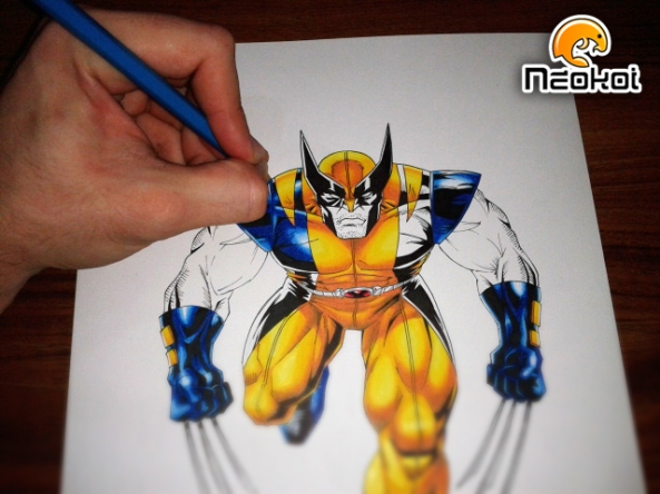 Wolverine-Color