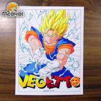 Drawing Vegetto