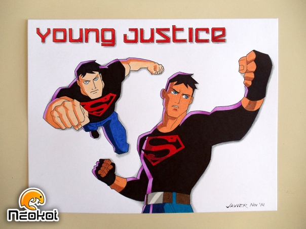 Superboy-Young-Justice