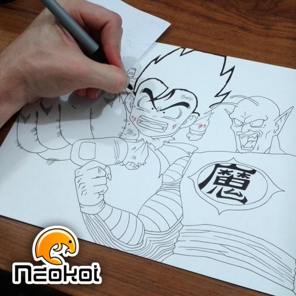 Goku-Piccolo