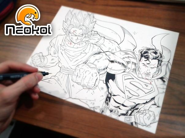 Goku-vs-Superman-Blog