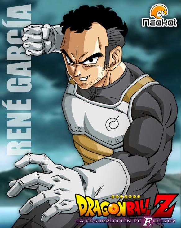 Dragon Ball Z La Resurrección de Freezer  Neokoi