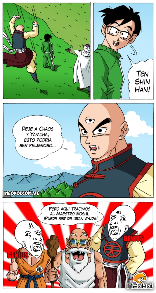 Comic-DBZ-Genius