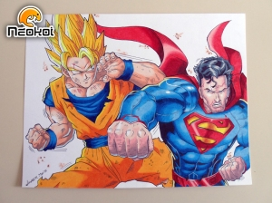Goku-vs-Superman-final