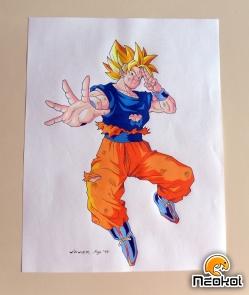 Goku-SSJ