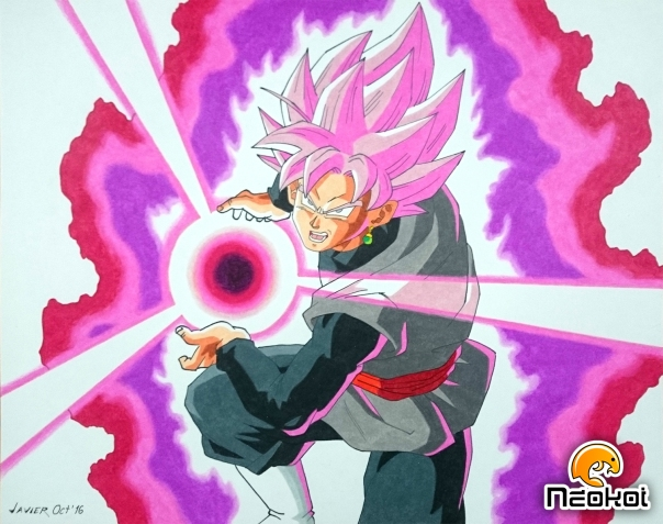 Dibujos De Dragon Ball Super Hechos A Mano