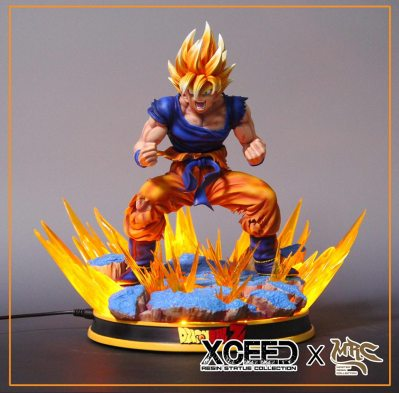 Goku saiyan 01