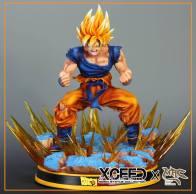 Goku saiyan 02