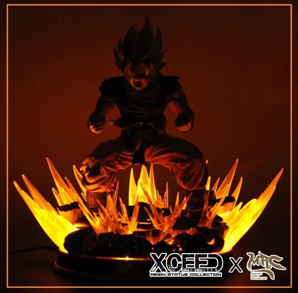 Goku saiyan 03